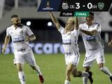 Santos elimina a Boca Juniors y se enfrentará al Palmeiras en la Final