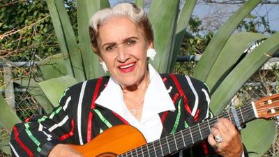 Rita Vidaurri 'La Calandria' dead at 94