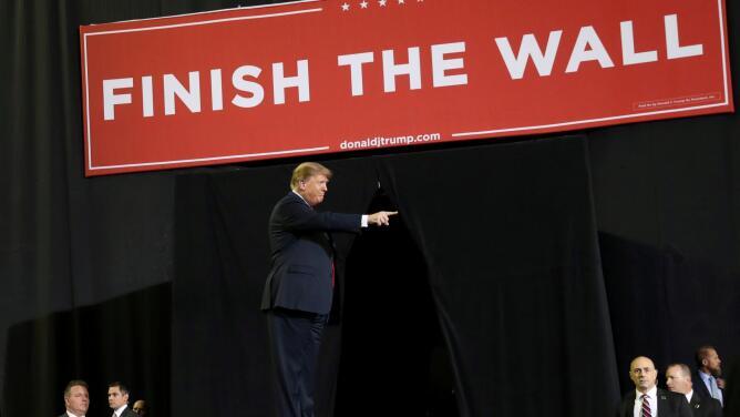 En un minuto: Trump insiste y pedirá $8,600 millones para el muro en el presupuesto del 2020
