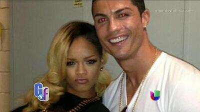 Rihanna llamó 'gay' a Cristiano Ronaldo y David Zepeda confesó que es metrosexual