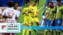 Talento latinoamericano brilla dentro de los mejores goles de la primera semana de la MLS