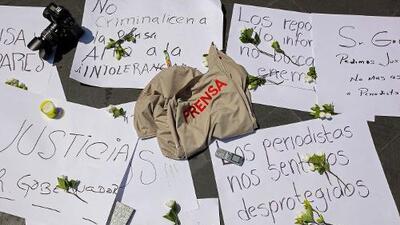 Asesinan a otro periodista en México: ya suman 8 muertes violentas de comunicadores en lo que va de 2019