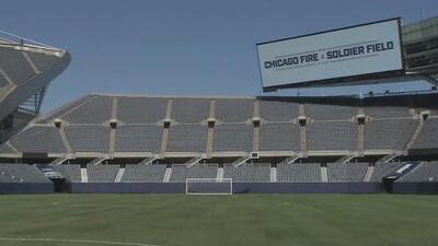 El Chicago Fire anuncia oficialmente su regreso al estadio Soldier Field para la temporada 2020