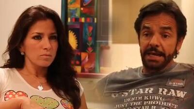 Alessandra Rosaldo y Eugenio Derbez exponen su 'amarga' realidad al cumplir 7 años de casados
