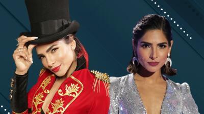 Sombrero de copa y botas kilométricas: el look de Alejandra Espinoza como una glamurosa 'ringmaster'
