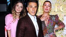 Critican en redes a Sergio Mayer por defender a Michelle Salas (y no a su esposa) por la serie de Luis Miguel