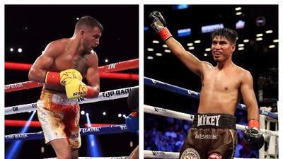 El boxeo recupera brillo: Se acerca la Lomachenko vs. Mikey García