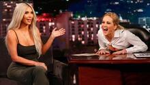"""""""Yo no tiro pedos, ¿de qué estás hablando?"""": Kim Kardashian se sincera con Jennifer Lawrence"""