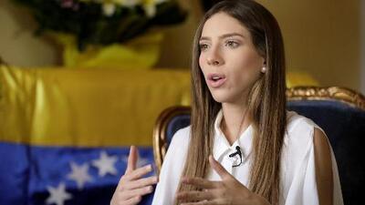 Esposa de Guaidó se reúne con congresistas de EEUU para reafianzar el apoyo en la búsqueda de la democracia en Venezuela