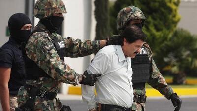 El Chapo Guzmán: un mes tras las rejas