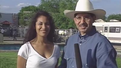 Joya en video de Selena apareció por accidente en una cámara donada a un museo por Univision
