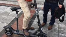 Esta ciudad se convierte en la primera del país con 'scooters' accesibles para discapacitados