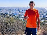 Chicharito: ejercicios en Hollywood y dieta paleo con miras a 2021