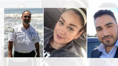 Capturan al hispano sospechoso de matar a su padre, su hermano y otras dos personas en Los Ángeles