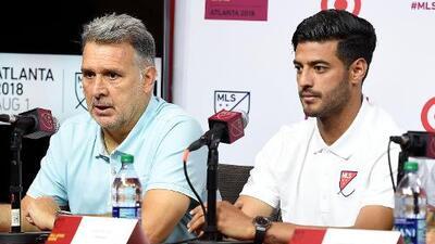 """""""Mi decisión fue no convocar a Carlos Vela"""": Gerardo Martino"""