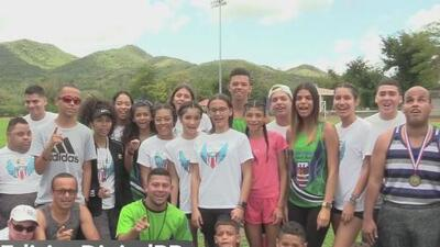 Evolution Track and Field, el equipo de atletismo inclusivo de Coamo