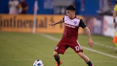 Joya de Chile no convence en FC Dallas y se va a préstamo de regreso al fútbol andino