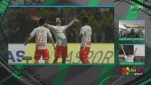 ¡Aleluya! Necaxa obtiene su primera victoria en la eLiga MX