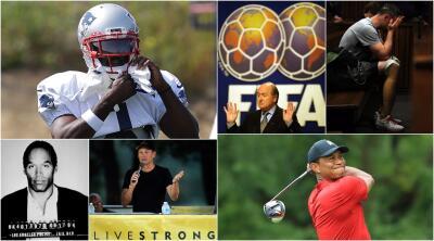 Los escándalos más sonados del mundo deportivo