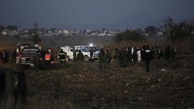 EEUU anuncia que colaborará con la investigación de la caída del helicóptero donde murió la gobernadora de Puebla