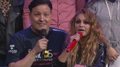 """""""Todo por nuestros niños"""": Paulina Rubio no le falló a TeletónUSA y con este contundente mensaje invitó a donar"""