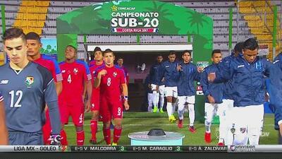 Premundial Sub 20: Honduras sorprendió al invicto Panamá y le ganó por 2-0