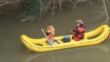 Buscan a una hispana que lleva seis días desaparecida tras un trágico paseo familiar en un río