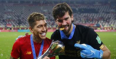 Firmino y Alisson hacen historia en el futbol