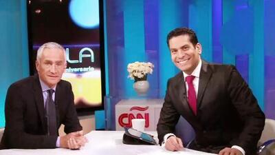 "Ismael Cala: ""Me pongo nervioso cuando entrevisto a Jorge Ramos"""
