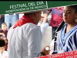 ¡Festeja con nosotros en el Festival del Día de la Independencia de México!