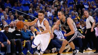Spurs take on the Warriors in the Western Conference Finals