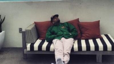 Chris Brown Turns To God
