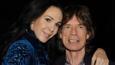 Mick Jagger recibirá toda la herencia de L'Wren Scott