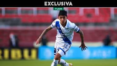 """Omar Fernández renueva con Puebla: """"Nunca he pensado irme gratis"""""""