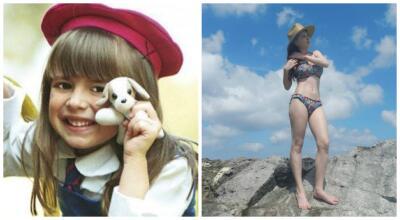 Daniela Aedo, la protagonista de 'Carita de ángel', anda enamorada y de vacaciones