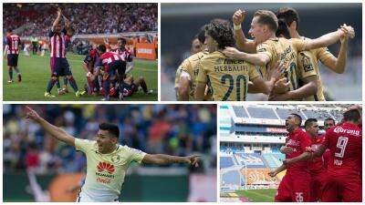 Lo mejor de la jornada ocho de la Liga MX