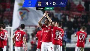 Benfica rescata Europa League