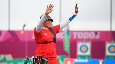 Alejandra Valencia cierra Lima 2019 con broche de oro