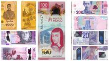 Estos son los billetes más bellos del mundo (el primer lugar es de un país latino)