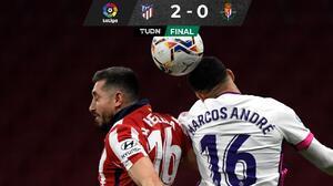 Con Héctor Herrera, el Atlético de Madrid vence al Real Valladolid