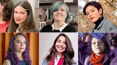Hartas de abuso y discriminación, estas mujeres protagonizan la cuarta ola feminista en Chile