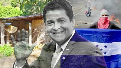 The rural rise of an astute autocrat: Juan Orlando Hernández