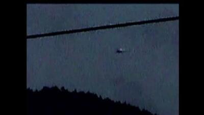 Increíbles imágenes de un OVNI discoidal en Brasil y México