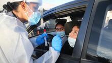 Continúa el descenso en el número contagios nuevos del Coronavirus en el condado de Kern