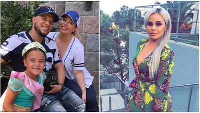 Lorenzo Méndez reacciona a la foto de su hija al lado de Chiquis Rivera (y esto le dice a Claudia Galván)