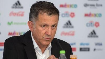 """""""Esperamos que los jugadores se mantengan a tope para ser considerados"""": Osorio, sobre la MLS"""