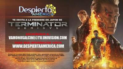 Despierta en la Premiere en Japón de 'Terminator Genisys'