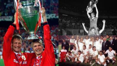 Test de generación: qué equipo de la Champions League 'eres' según el año en que naciste