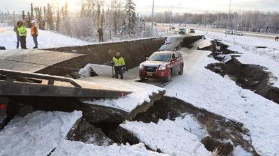 Tras el terremoto en Alaska, ¿está preparado el estado de California para reaccionar ante uno similar?