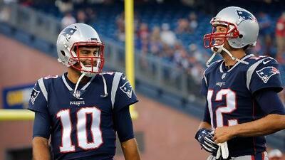 Jimmy Garoppolo supera a Tom Brady en jerseys vendidos